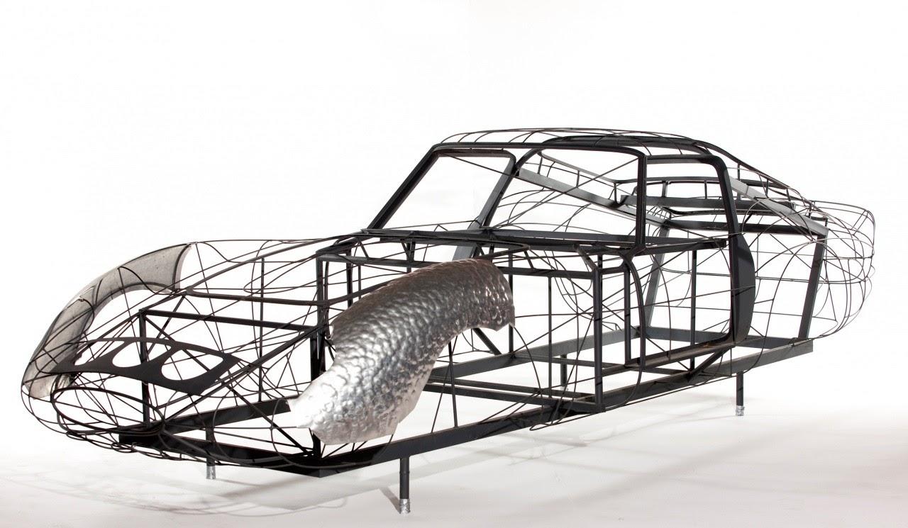 3D Scannen van autodelen