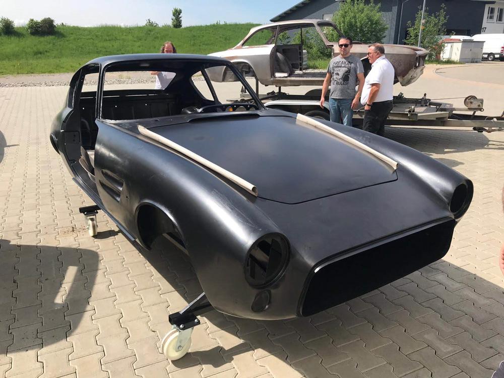 Fiat Ghia 1500GT | Volledige afbouw