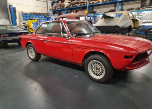 BMW 2.5 CS (E9)
