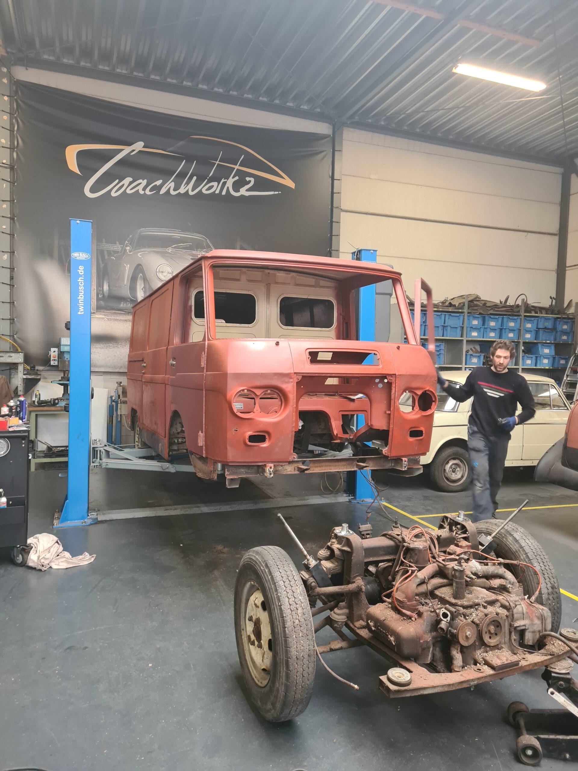 Lancia SuperJolly